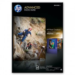 HP Advances Photopaper Glossy A4 250g