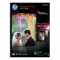 HP Premium Plus Glossy Photo Paper-50 sh