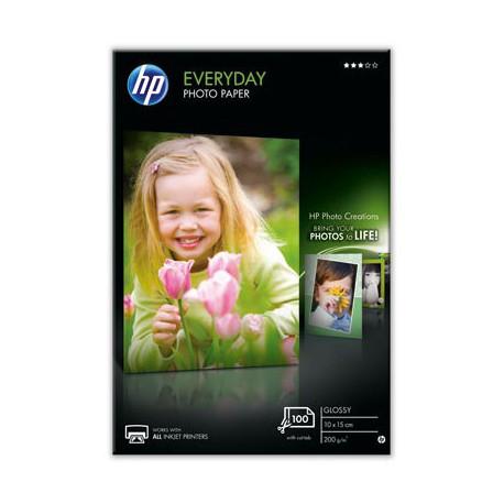 HP Everyday Photo Paper Glossy 100 sheet