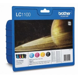 Brother LC1100 C M Y BK multipack