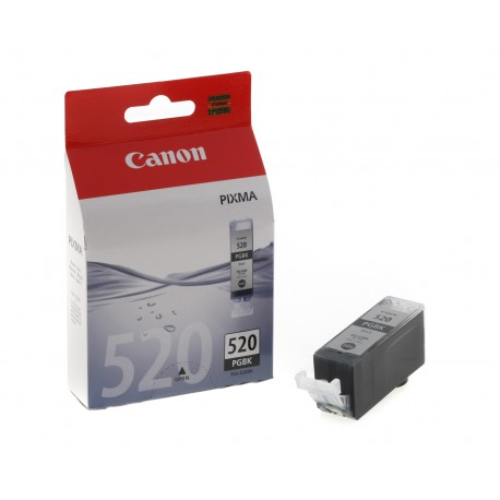 Canon PGI-520BK, sort patron