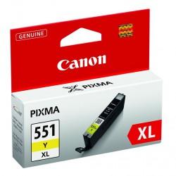 Canon CLI-551XL Yellow