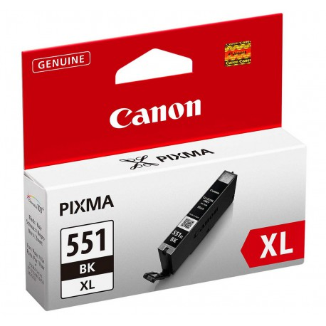 Canon CLI-551XL BK ink Black