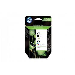 HP nr 21 & 22 multipak