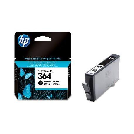 HP 364 Photo Black Ink cart vivera ink