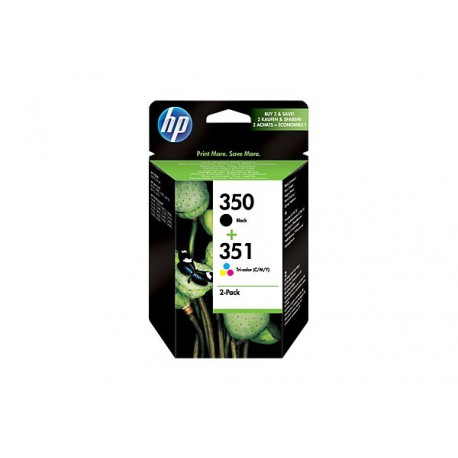 HP 350 351 ink Combo-pack