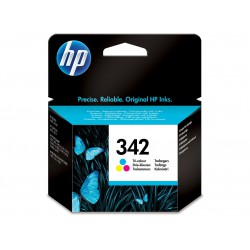 HP colour cartridge 342