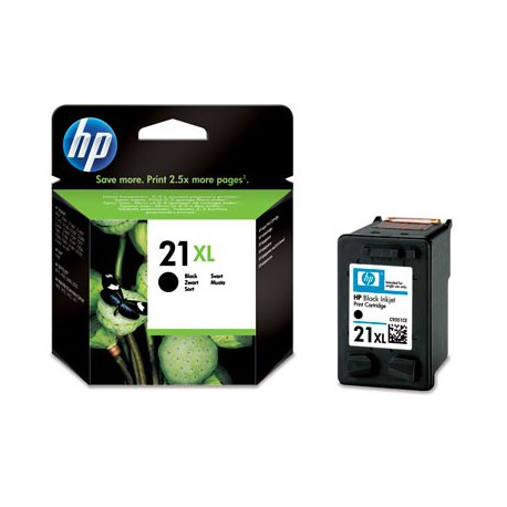 HP Nr 21XL Black Ink Cartridge