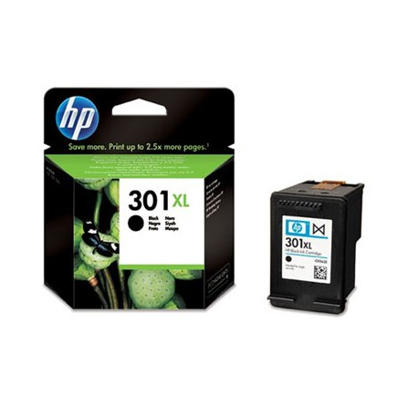 HP 301XL ink black