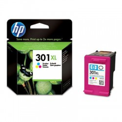 HP 301XL ink color