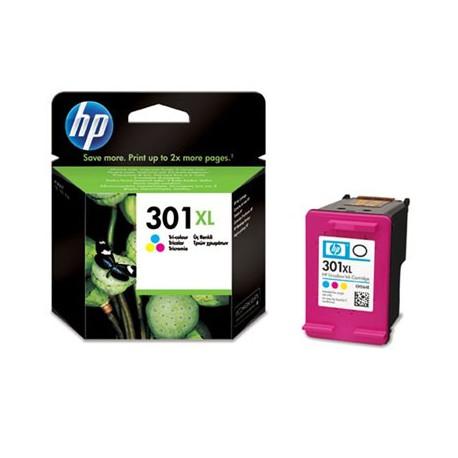 HP 301XL ink color