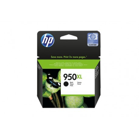 HP 950XL Ink Black 2300 sider