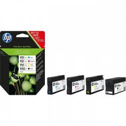 HP 950 951 XL Cyan Magenta Yellow Black