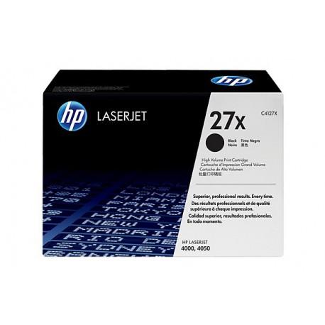 HP toner 27x sort toner,4000 4050 TILBUD