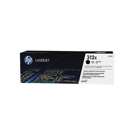 HP 312X Black Toner
