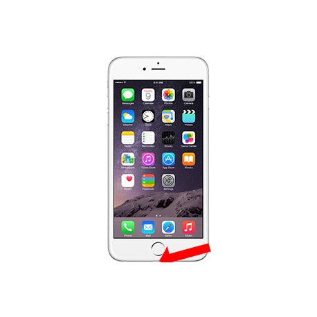 Iphone 6S Ladestik Reparation