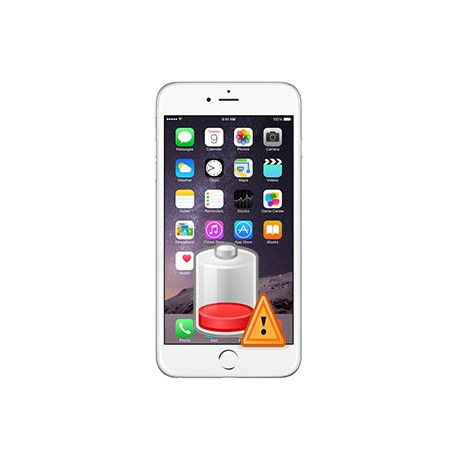 Iphone 6S Plus Batteri Reparation