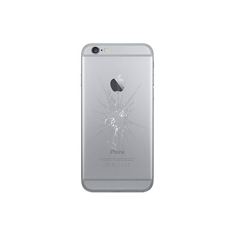 iPhone 6 Bagcover Reparation Grå