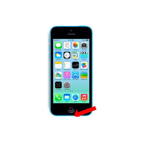 iPhone 5C Ladestik reparation