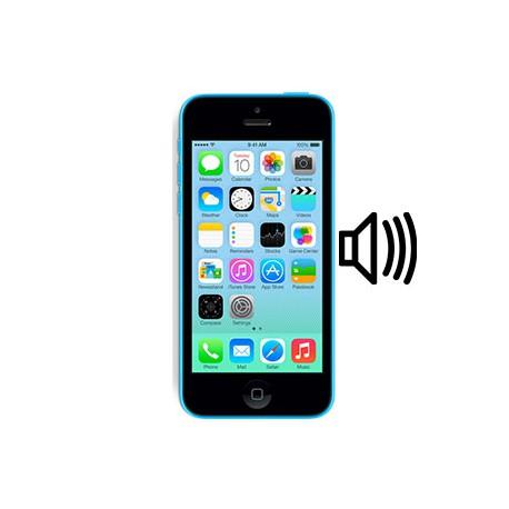 iPhone 5C Højtaler reparation