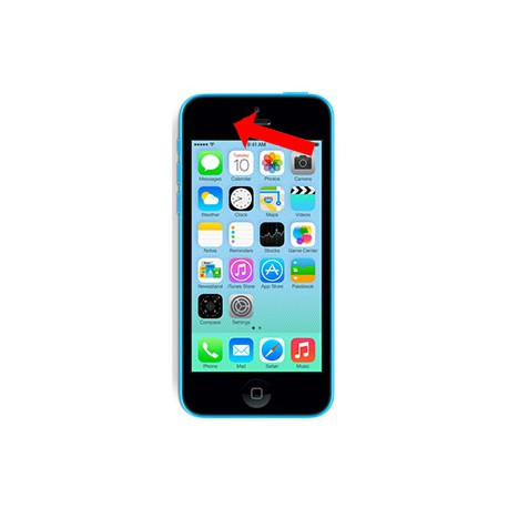 iPhone 5C Frontkamera reparation
