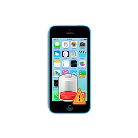 iPhone 5C Batteri reparation OEM
