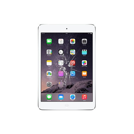 iPad Mini 3 Glas reparation Hvid OEM