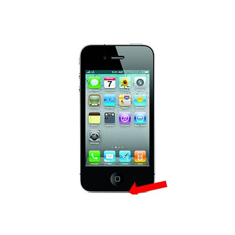iPhone 4S Ladestik reparation