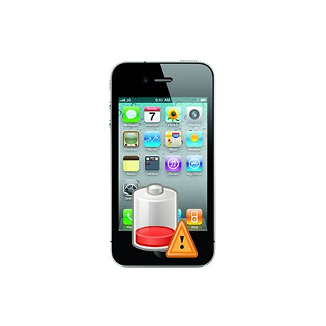 iPhone 4S Batteri reparation, OEM