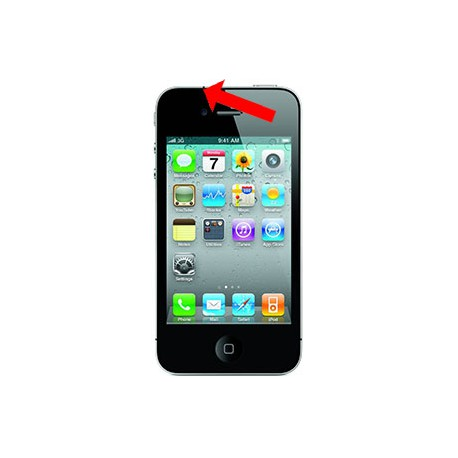 iPhone 4S Jackstik reparation Sort