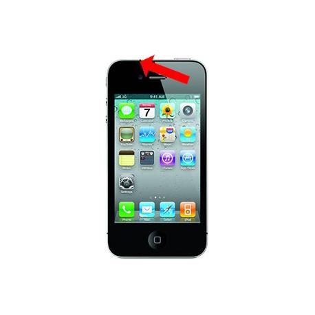 iPhone 4 Jackstik reparation Sort/Hvid