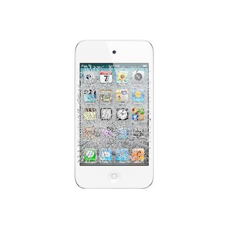 iPhone 4 Glas reparation Hvid, BG