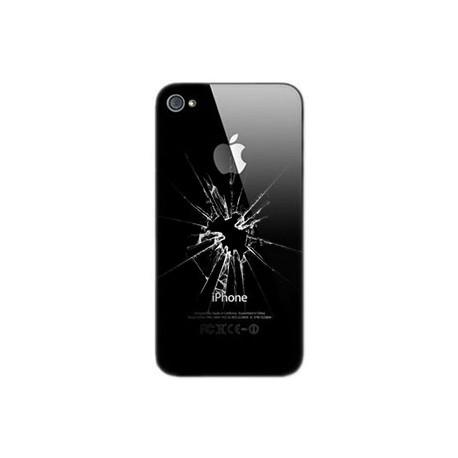 iPhone 4 Bagcover reparation Sort