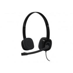 LOGITECH H151 Stereo Headset - Analog