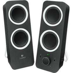 LOGITECH Z200 Speaker 2.0 Midnight Black