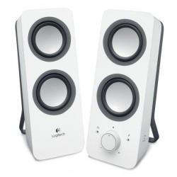 LOGITECH Z200 Speaker 2.0 Hvid