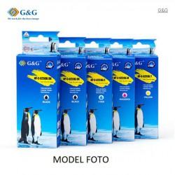 G&G Sampak kompatibel Canon PGI570/CLI57