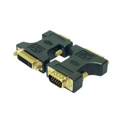 Logilink adapter DVI/VGA hun han