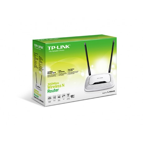 TP-Link Wireless N 300Mpbs Router