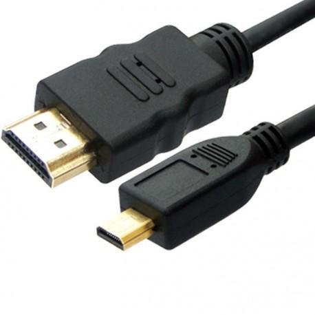 Logilink HDMI til HDMI Micro 1,5M