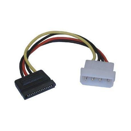 Logilink Serial ATA 1.0 strøm-adapter