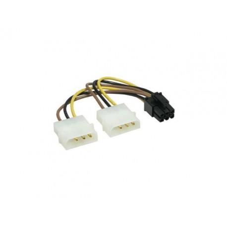Logilink PCI Express Y kabel