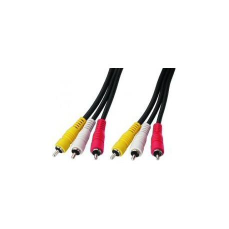Logilink Audio/Video kabel 15m