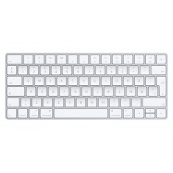 Apple Magic Keyboard - Silver - DK