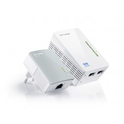 TP-LINK AV500 Wireless Powerline kit