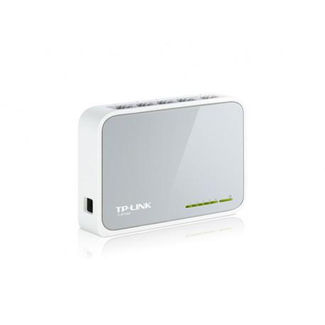 TP-Link 5-Port 10/100 Switch Desktop