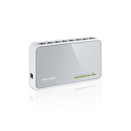 TP-LINK 8port 10/100 Switch Desktop