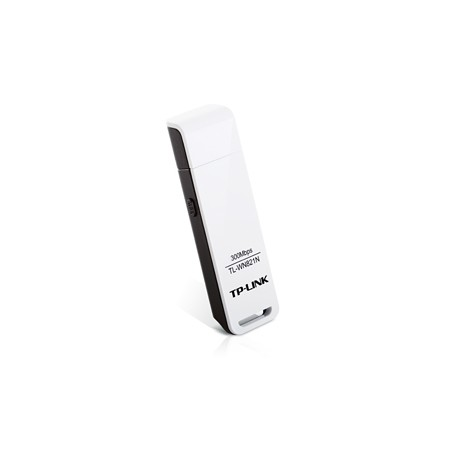 TP-Link TL-WN821N Wireless N300 USB adap