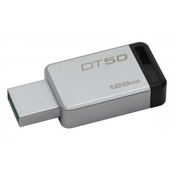 KINGSTON 128GB USB3.0 DataTraveler50 Met
