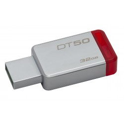 KINGSTON 32GB USB3.0 DataTraveler50 Red